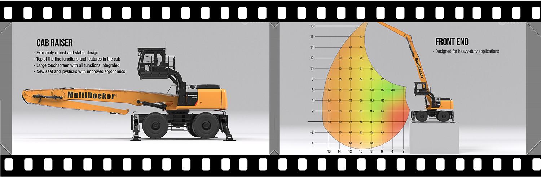 Grafiska animationer av produkter eller processer är ett utmärkt sätt att på ett pedagogiskt och visuellt tilltalande sätt åskådliggöra fördelar och funktioner som annars kan vara svåra att förmedla till tredje part. (Klicka på bilden för att se animationen)