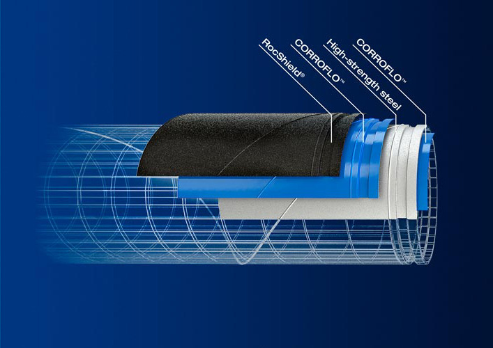 3D-produktion av rörmaterial för Alvenius